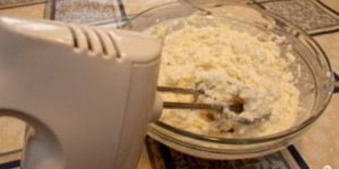Рецепт творожной запеканки с молоком